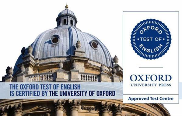 Zertarako egin Oxford Test of English?